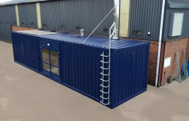Smart Cabin 500 KW - Blue Viagra - Scotland