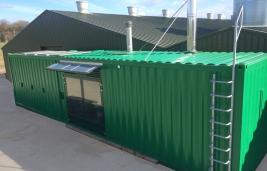 Smart Cabin 199 kW, Arnhall Farm