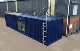 Smart Cabin 500 kW, Finniestone Farm, Scotland